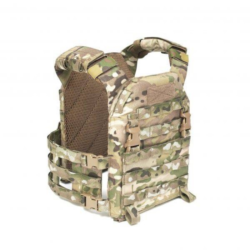 WARRIOR ASSAULT RECON PLATE CARRIER MULTICAM LARGE